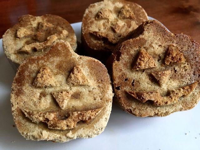 Gluten-free Coconut Pumpkin Muffins