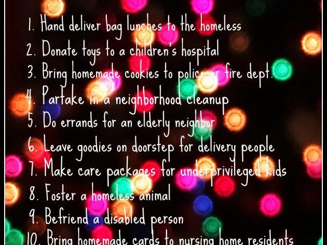 10 Ways Kids Can Volunteer to Serve & Help Others