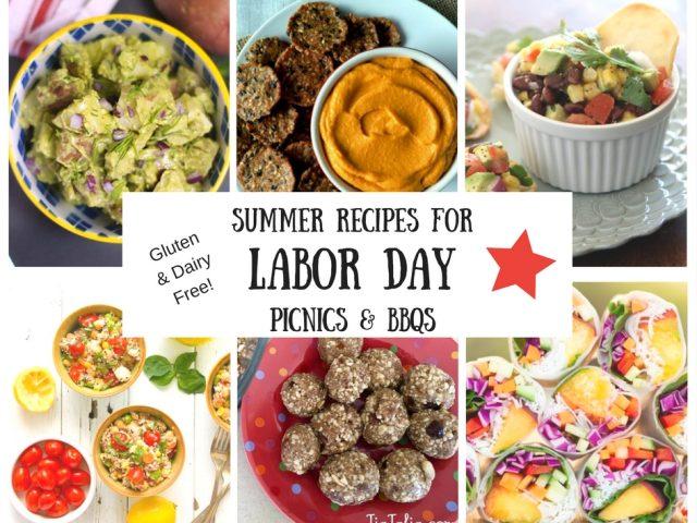 Tasty Summer Recipes For Labor Day Picnics & BBQs