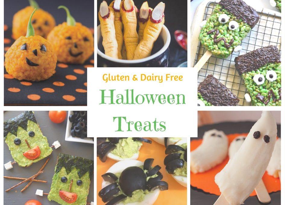 No Tricks, Just Healthy Halloween Treats (Gluten & Dairy-Free!)